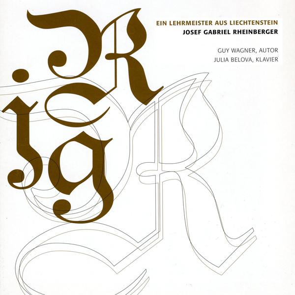 Oeuvres de Josef Rheinberger