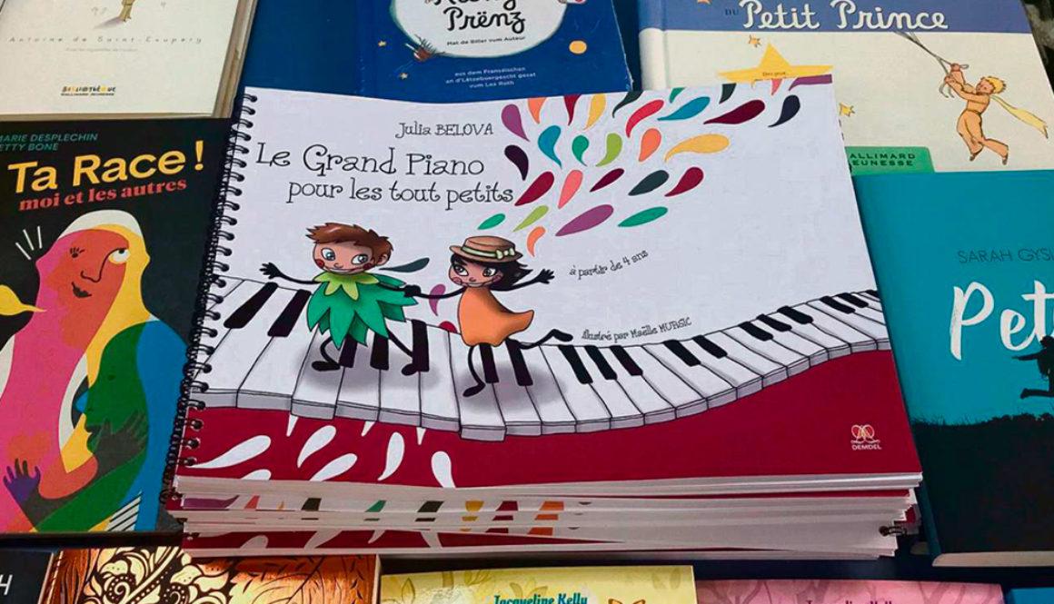 Grand piano des petits