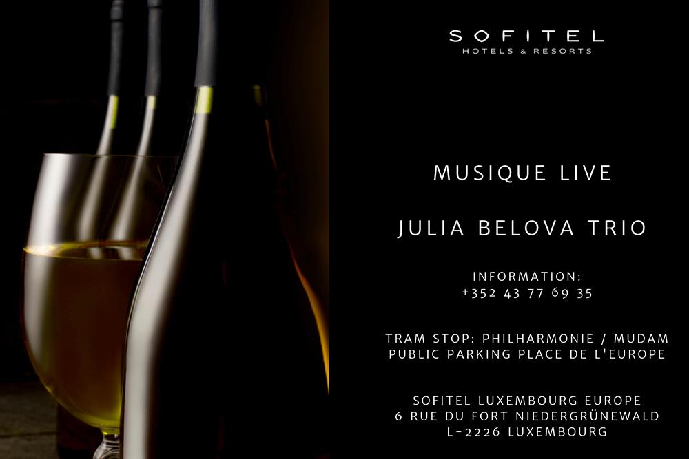 Julia Belova Trio